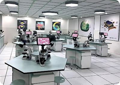 实验室无线显微教学系统